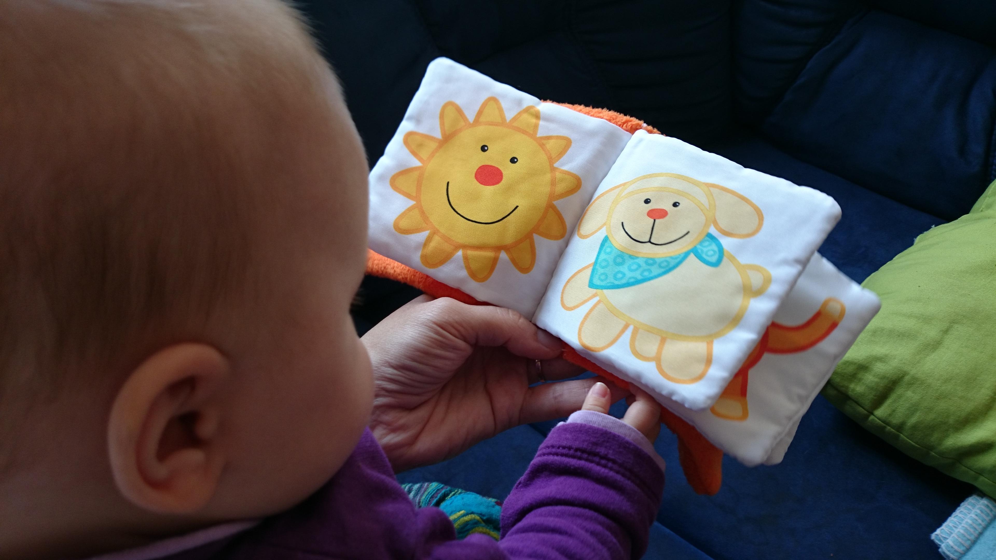 Mein allererstes Kuschelbuch Ravensburger Ministeps Kinderbuch Babybuch Bilderbuch Babys