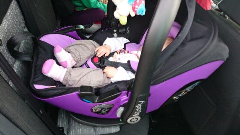 Autofahren mit dem kiddy Evolution Pro 2 Isofix und unser Fazit