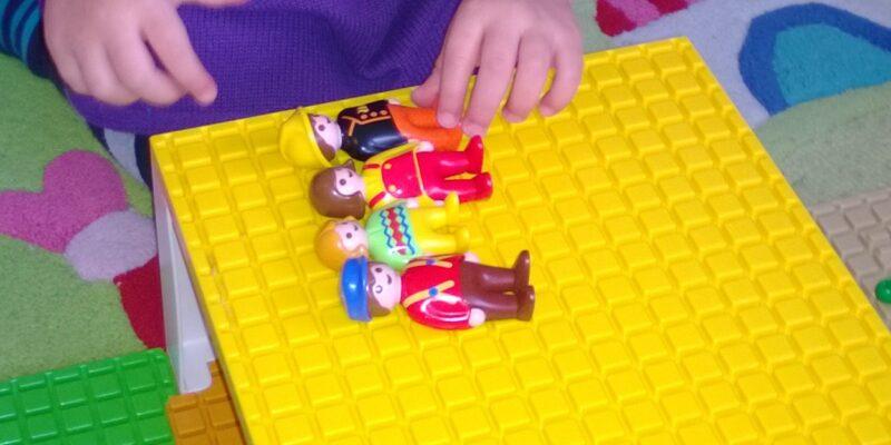 Playmobil 1-2-3: Spielspaß für die Jüngsten: Dort entstehen Welten!