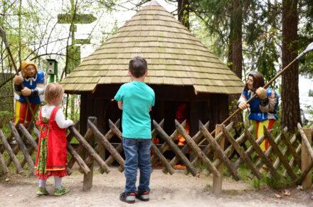 Ein Märchenwald im Isartal – Der Freizeitpark für die Kleinsten!