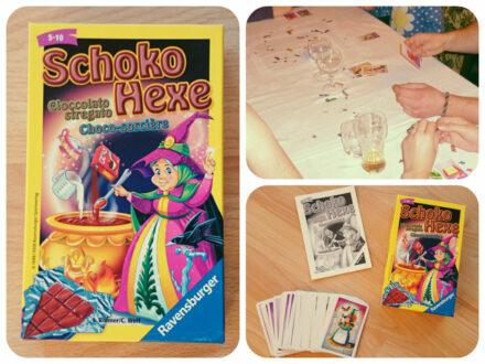 Hex, hex…Schokohexe!