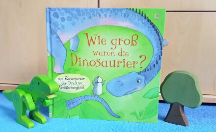 """Wie groß waren die Dinosaurier?: """"Bist du der Größte von allen?"""""""