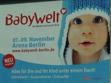 Blitzverlosung – Babywelt in Berlin