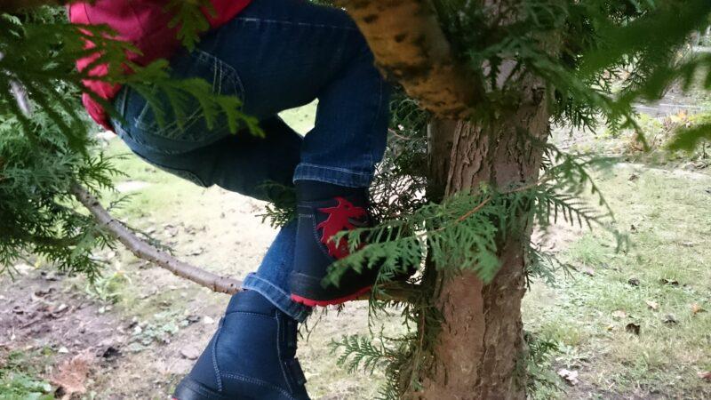 So bleiben auch im Winter die Füße kuschelig warm – Leonies neue Winterstiefel