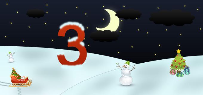 3. Adventskalendertürchen