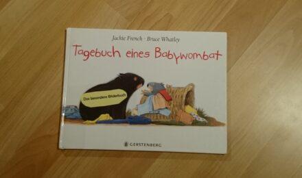 Tagebuch eines Babywombat und Gewinnerbekanntgabe des Nikolaus-Türchens