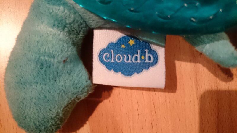 Ein weiteres Cloud B-Tierchen ist bei uns eingezogen: Die Tranquil Turtle – Aqua
