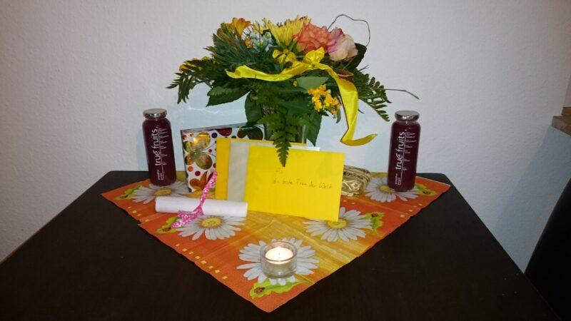 Von meinem Geburtstag, einer Shop-Empfehlung und wie sich ein Wunsch von mir erfüllt: Maxomorra für Erwachsene!