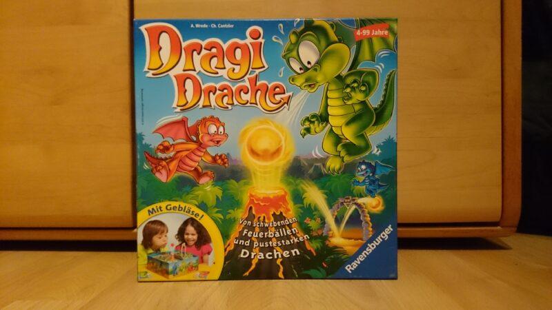 Dragi Drache – das Gesellschaftsspiel für Drachenfans