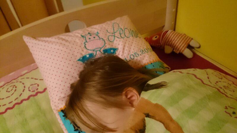 Leonies Schlafgut-Kissen