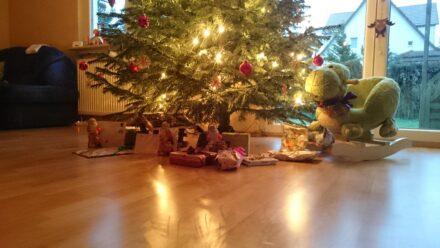 Besser spät, als nie: Unser Weihnachtsfest in Bildern!