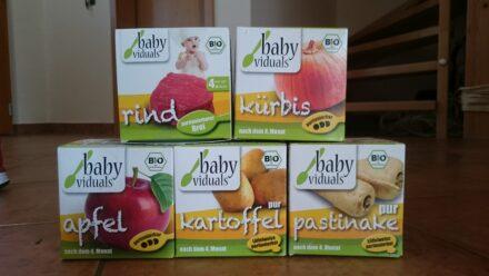 Babyviduals – Das praktische Beikostsystem für kleine Genießer