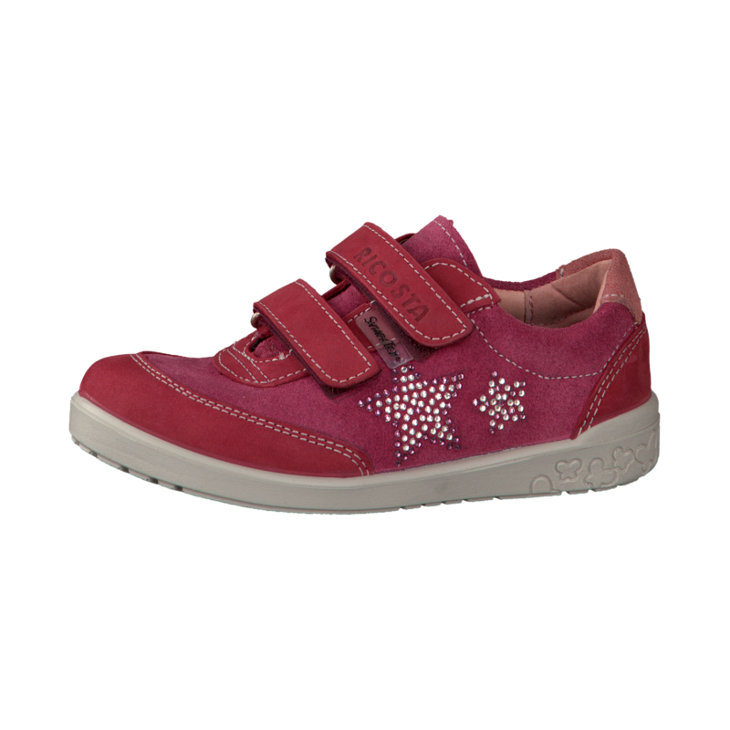 Leonies neue Schuhe für den Frühling – mit Sternchen und Glitzer