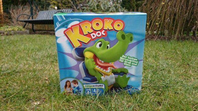 Kroko Doc – Das Gesellschaftsspiel mit Biss