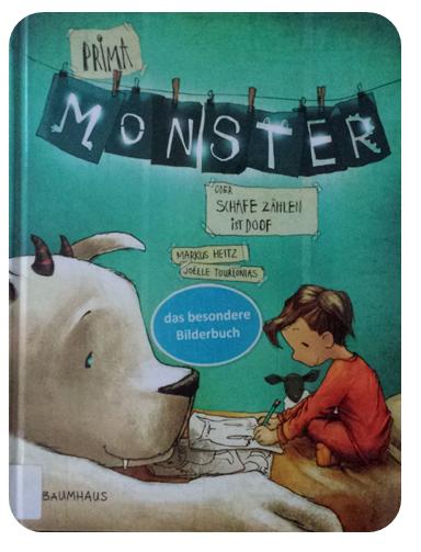 Prima Monster! – eine wunderschöne Gutenachtgeschichte
