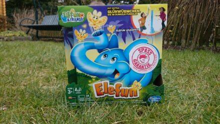 Elefun von Hasbro: Törööööö da fliegen die Falter