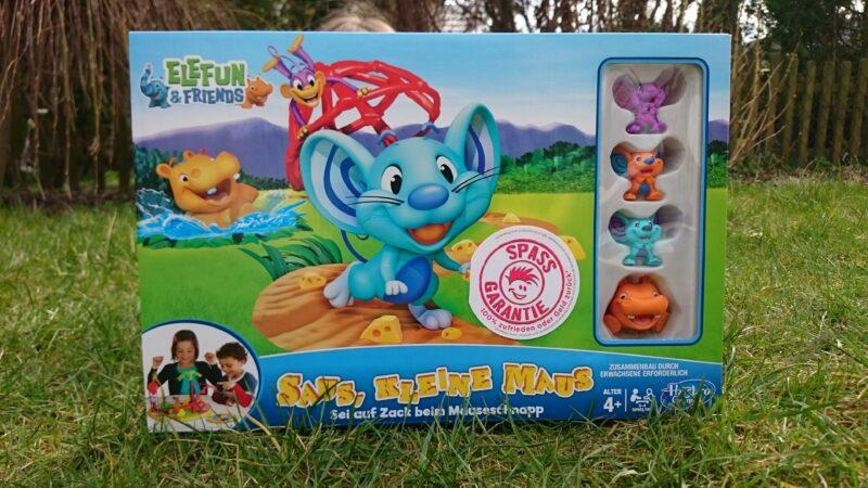 Vorschulspiel: Saus, kleine Maus von Hasbro