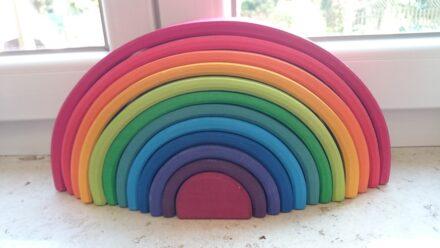 Ein bunter Regenbogenspaß von Grimm´s + Gewinnspiel