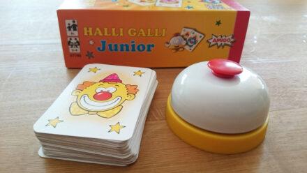 Halli Galli Junior: Hier lacht der Clown und die Klingel läutet
