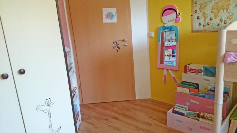 Meine Lieblingsecke im Kinderzimmer: Spieglein, Spieglein an der Wand
