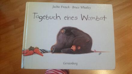 Tagebuch eines Wombat: Am Morgen…HEIA!