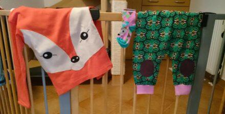 Mit Fuchs und Co geht es ab in den Herbst: Die Herbstkollektion von UBANG babblechat