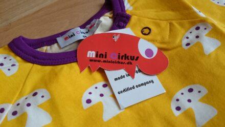 Mini Cirkus: Vorhang auf für kunterbunte Kinderkleidung aus Dänemark!