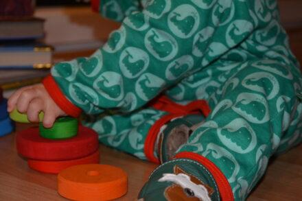 Wenn Füchse und Wale spielen: Sture&Lisa – Fairtrade küsst GOTS + Verlosung