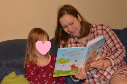 Ein framily.de-Buch für Leonie zum Nikolaus + KREATIVGEWINNSPIEL