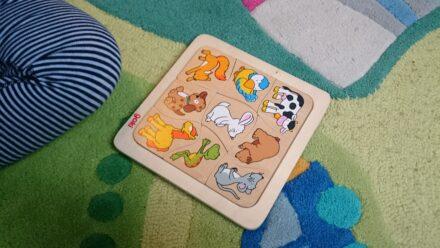 Das etwas andere Puzzle: Legespiel von Goki