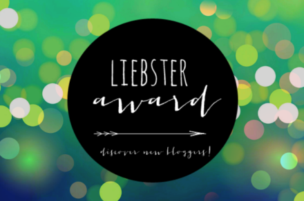Liebster Blogaward Nummer 2