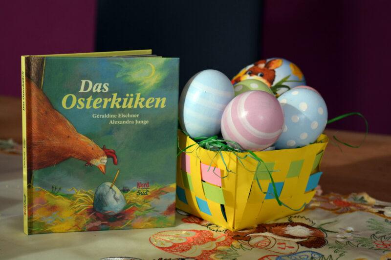 Das Osterküken: Wann ist eigentlich Ostern? + Verlosung