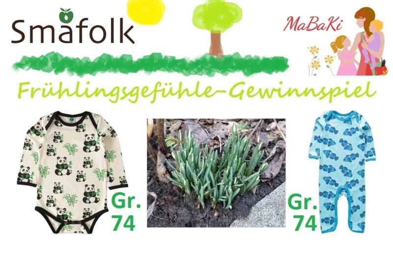 Frühlingsgefühle-Gewinnspiel mit Smafolk
