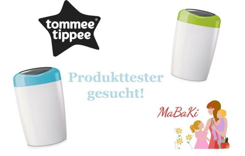 """Produkttester/in für den Windeleimer """"Simplee Sangenic"""" von Tommee Tippee gesucht!"""
