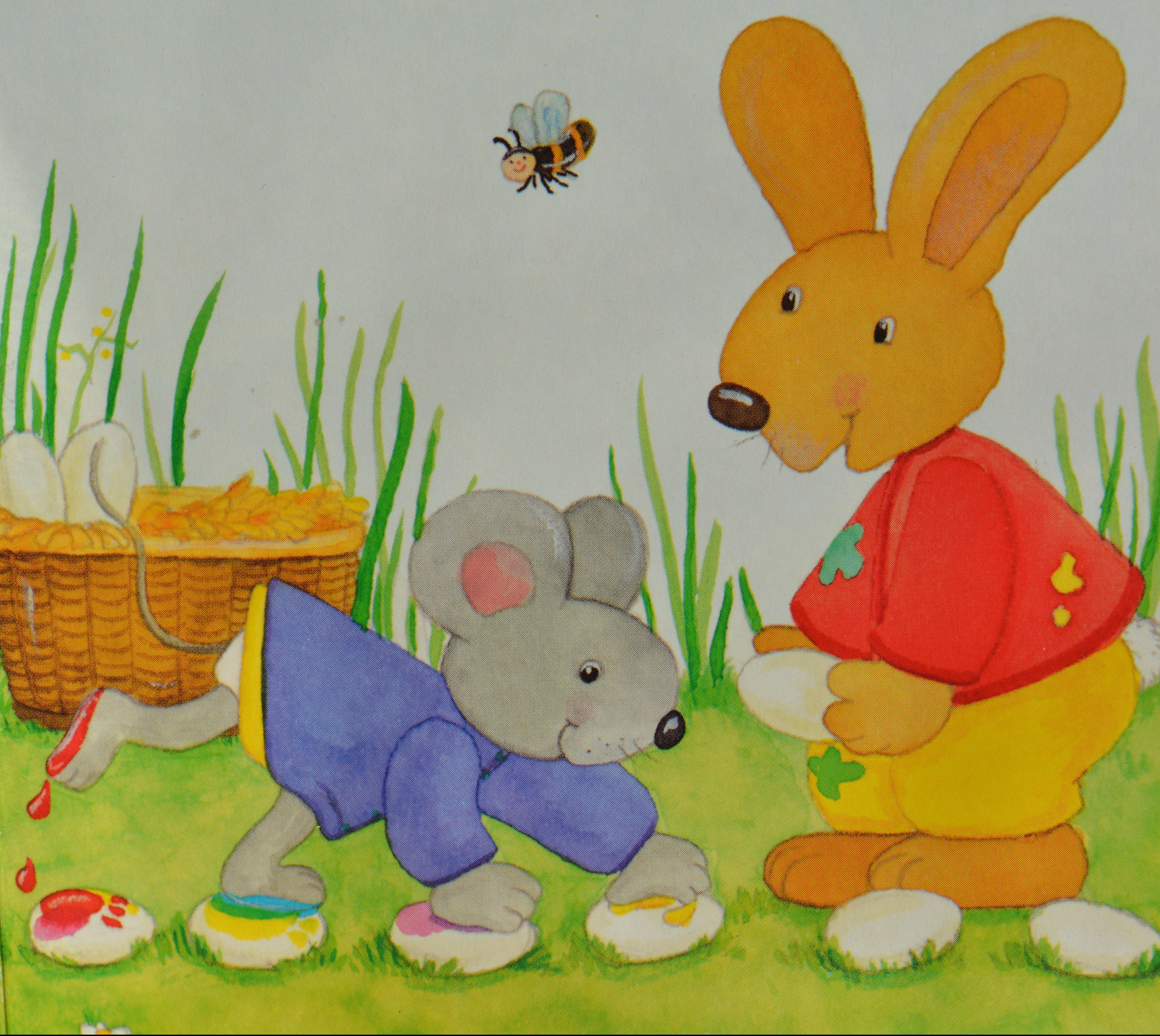 Frohe Ostern, kleiner Hase! - Kinderchaos - Familienblog