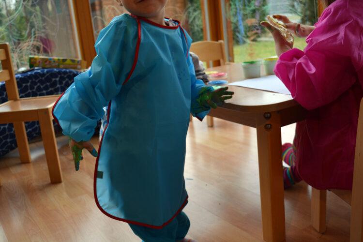 SES Malerkittel für Kinder