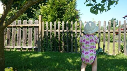 Fingerspiel für den Frühling und Sommer: Wir haben heute Sonnenschein