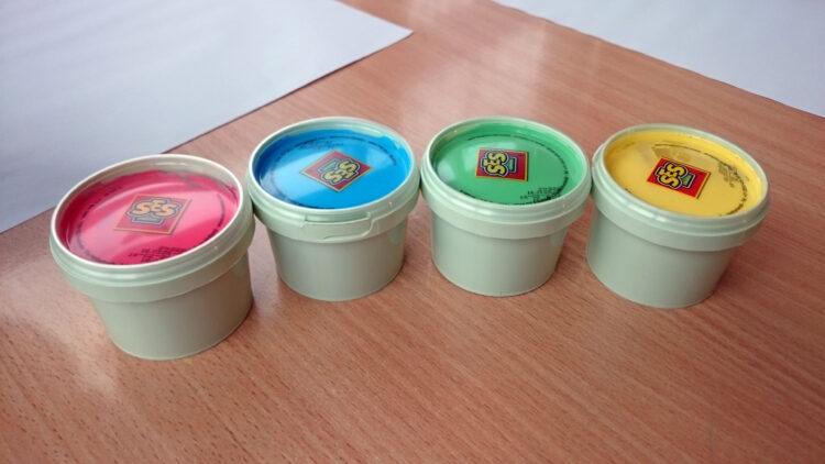 Bio Fingerfarbe Eco