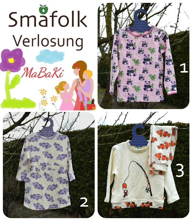 Smafolk Verlosung: Frühlingskollektion 2016