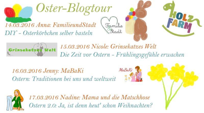 Oster-Blogtour 2016