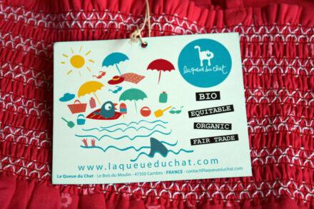 La Queue du Chat: Französische Kinderkleidung die hübsch, fair und sozial ist! + Gewinnspiel