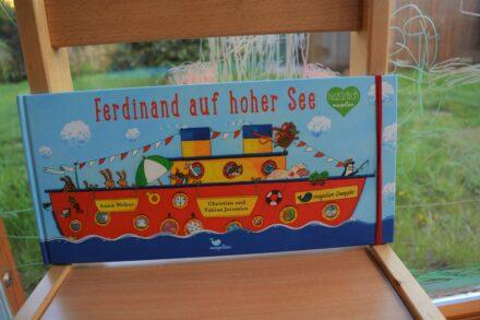 Ferdinand auf hoher See: Eine aufregende Reise mit einer kleinen Maus! + Gewinnspiel