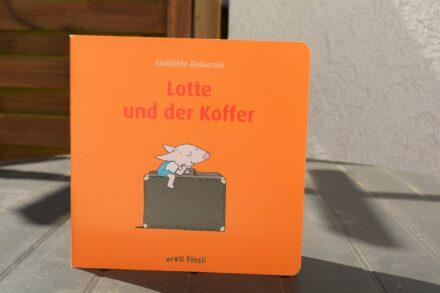 Lotte und der Koffer: Eine Ode an die Fantasie und Freundschaft!