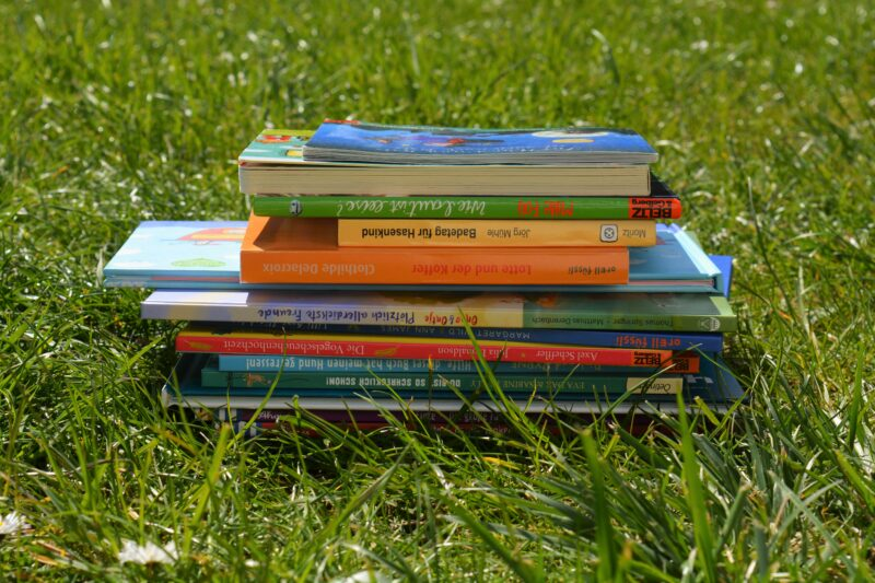Kinderchaos feiert den Welttag des Buches!