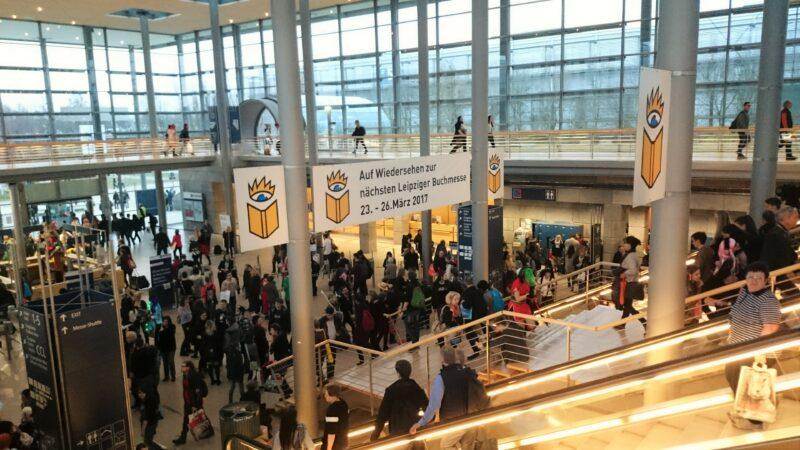 Ein Tag, wie im Bücherhimmel: Unser Familienausflug zur Leipziger Buchmesse + viele Buchtipps für euch!
