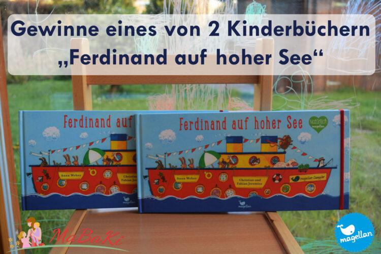 Ferdinand auf hoher See