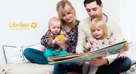 Librileo – Kinder brauchen Bücher + Gewinnspiel