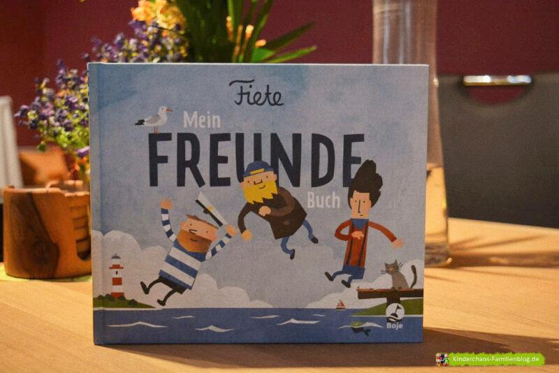 Fiete – Mein Freundebuch
