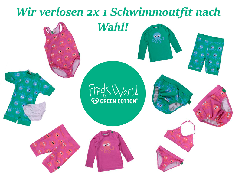 Schwimmoutfit