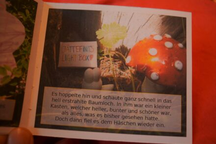 Kreativgewinnspiel mit Jättefint: Die Auslosung!